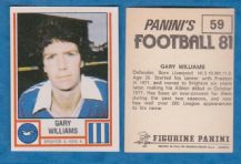 Brighton Hove Albion Gary Williams 59